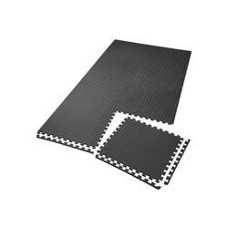tectake Bodenschutzmatte Bodenschutzmatte 8-tlg., 8-St.
