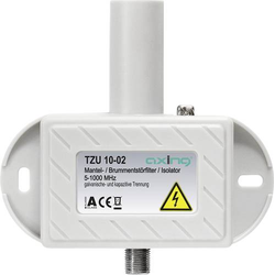 Axing TZU 10-02 Mantelstromfilter