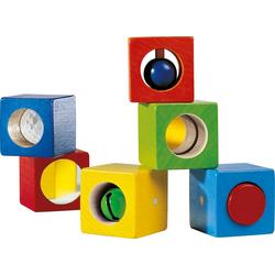 Haba Spielbauklötze Erkundungssteine, Made in Germany