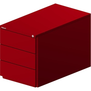 Rollcontainer OBA 3S - Kardinalrot