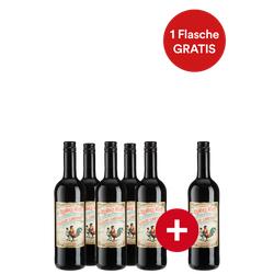 5+1-Paket Premier Rendez-Vous Merlot Cabernet - Weinpakete