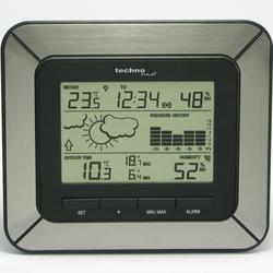 WS 9273-IT - Moderne Wetterstation mit Luftdruckhistorie
