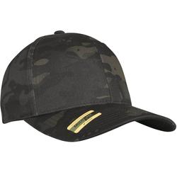 Brandit Flexfit Multicam® Cap black multicam, Größe L/XL