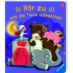 Ravensburger Hör zu, wie die Tiere schnarchen