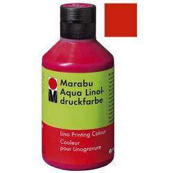 MARABU MARABU 1510 13 006 250ml Linoldruckfarbe Aqua z.rot
