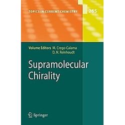Supramolecular Chirality - Buch