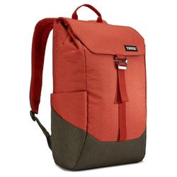 """Thule Rucksack Thule Lithos Backpack Rucksack Tasche für Notebook MacBook, für Laptop von bis zu 13,3"""" rot 28 cm x 42 cm x 20 cm"""