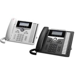 Cisco CP-7861-W-K9= Systemtelefon,VoIP LC-Display Weiß