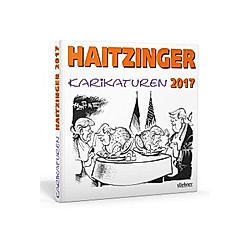Haitzinger Karikaturen 2017. Horst Haitzinger  - Buch