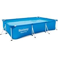 Bestway Steel Pro Framepool, rechteckig
