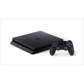 Sony PS4 Slim 500GB schwarz + FIFA 19 (Bundle)