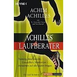 Achilles' Laufberater. Achim Achilles  - Buch
