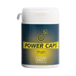 HOT Power Caps Man 60er