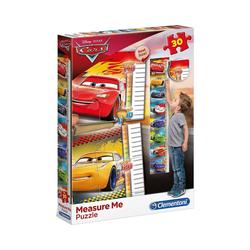 Clementoni® Puzzle Messlatten Puzzle 30 Teile - Cars, Puzzleteile