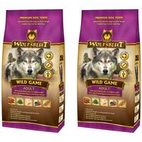 Wolfsblut Wild Game Adult 2 x 15 kg