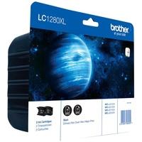 LC-1280XL-BK schwarz 2er Pack