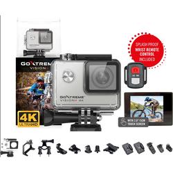 GoXtreme GoXtreme Vision+ Action Cam (4K Ultra HD, WLAN (Wi-Fi)