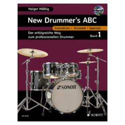 New Drummer's ABC
