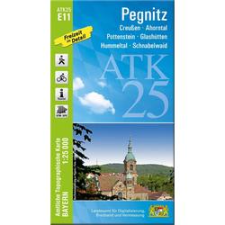 Pegnitz 1 : 25 000