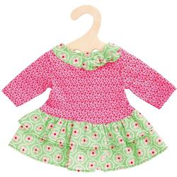 Heless Puppenkleidung Kleid Blumi Gr. 28-35 cm Puppenkleidung