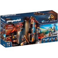 Playmobil Novelmore Burnham Raiders Feuerruine 70539