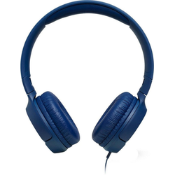 JBL TUNE 500 On-Ear-Kopfhörer (Siri, Google Assistant) blau