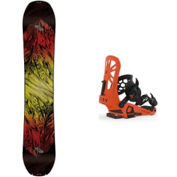 Jones Snowboard - Pack Mountain Twin Split 2020 - Splitboard