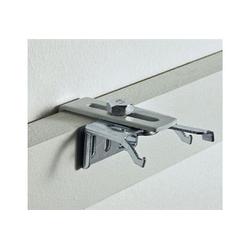 Klemmträger, K-HOME, Jalousien, (Packung, 2-tlg), für Aluminium-Jalousien