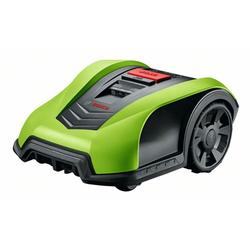 Obere Abdeckung für Roboter-Rasenmäher Indego. Gelb/Grün