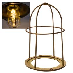 Gitter für Hoflampe