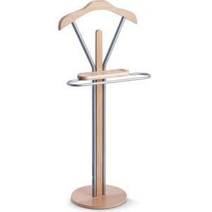 Zeller Herrendiener 17102, buche, 44 x 108 x 30cm, Holz / Metall