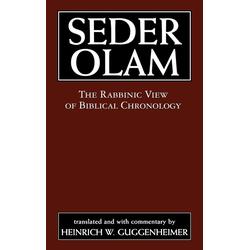 Seder Olam als Buch von Seder Olam Rabbah