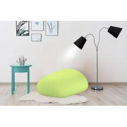 Kayoom Sitzsack Jump, (1 Stück) grün 86 cm x 87 cm x 75 cm