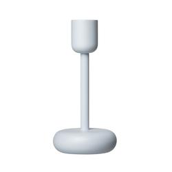 Iittala Nappula Kerzenständer 183 mm aqua