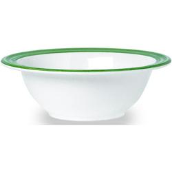 WACA Müslischale Bistro, Melamin, (4-tlg), (4 Stück), 16,5 cm grün