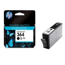 HP Druckerpatrone 364, Schwarz
