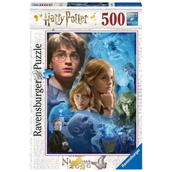 Harry Potter in Hogwarts - Puzzle 500 Teile