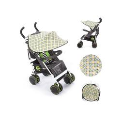 Chipolino Kinderwagenschirm Universal Sonnenschutz Kinderwagen Pixel, Schutz vor Sonne, Wind, Staub