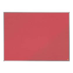 Filz-Pinnwand »Essence« 120 x 90 cm rot, Nobo