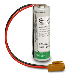 Pufferbatterie kompatibel ER6V/3,6V CNC Toshiba