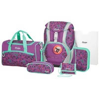 Sammies by Samsonite Ergofit 2.0 7tlg. Doodle purple