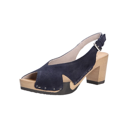 Pumps Softclox blau