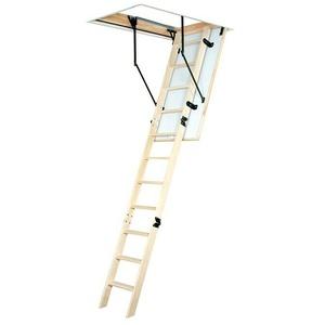 Star Stairs Bodentreppe Star Comfort  (130 x 60 cm, Wärmedämmung: 1,22 W/m²K)