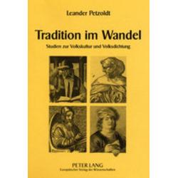 Tradition im Wandel: Buch von Leander Petzoldt