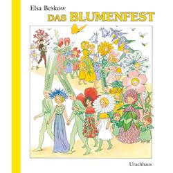 Das Blumenfest als Buch von Elsa Beskow