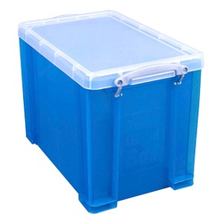 Really Useful Box Aufbewahrungsbox 19,0 l blau 39,5 x 25,5 x 29,0 cm