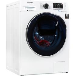Samsung Waschtrockner AddWash WD5500 WD8EK5A00OW/EG, 8 kg / 4,5 kg, 1400 U/Min, Waschtrockner, 52234063-0 weiß weiß