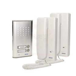 Technikgrosshandel 2 Familien Audio Türsprechanlage Neu Gegensprechanlage Sprechanlage Teilnehmer Video-Türsprechanlage (1-tlg)