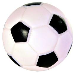 TRIXIE Fußball mit Stimme Spielzeug für Hund 10 cm