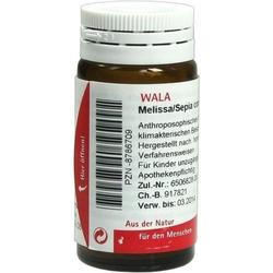 MELISSA/SEPIA comp.Globuli 20 g